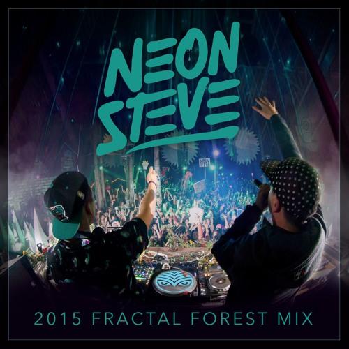 Neon Steve - Fractal Forest 2015 Mix (Shambhala)