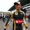 Pastor Maldonado answers fan questions at the United States Grand Prix