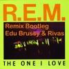 R.E.M - The One I Love  Bootleg(Edu Brussy & Rivas)