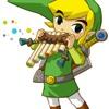 Fly Like Paper Zelda