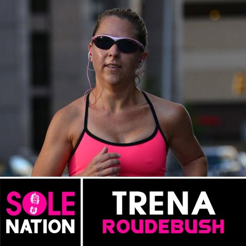 23 Trena Roudebush - Blogger on Running Over 80 Races