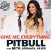 Pitbull - Give Me Everything ft. Ne-Yo, Afrojack, Nayer (Dj YUSUF KAYA Remix)