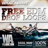 FREE EDM Drop Loops - WAV & MIDI Loops + Bonus Content !