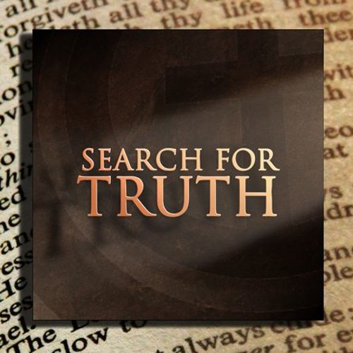 The Search For The Truth Part 1