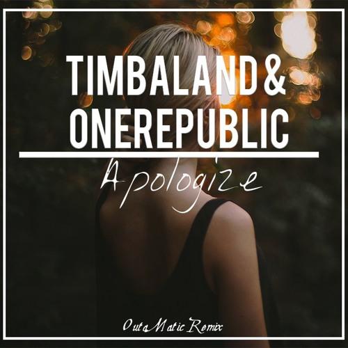 timbaland apologize