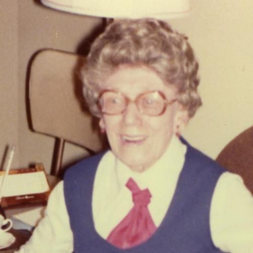 Lucy Klingensmith 1977 - 02