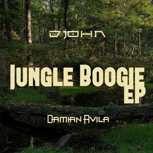 D-John & Damian Avila - Iguana (Original Mix)
