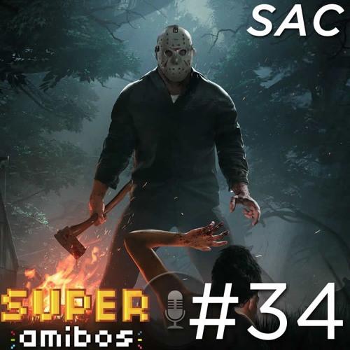 SAC 34 - Jason Vive! (com Valeria Paz)