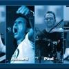 Low down and dirty Richard Post met het weer Bleus Rock song