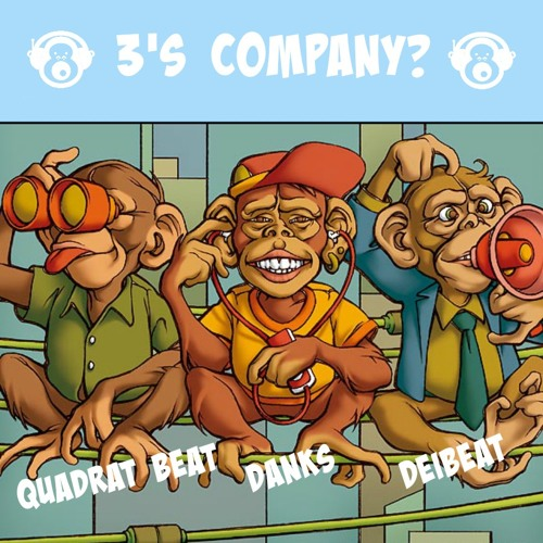 MTG - QUADRAT BEAT  DANKS  DEIBEAT # 3s Company