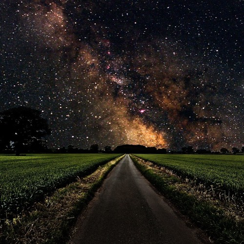 Floating in the Milky Way  - Alternative