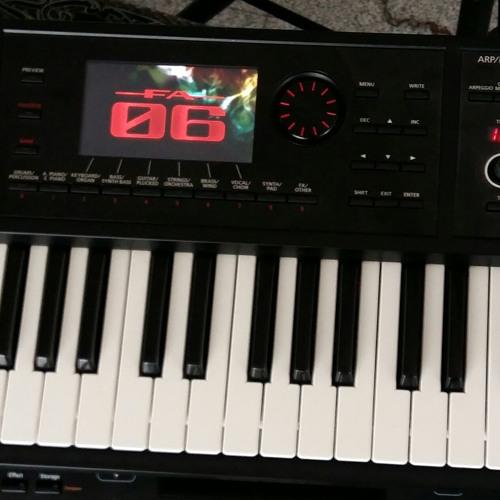 Roland FA 06 Demo