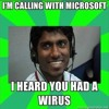 Trolling Windoes Tech support guy in India I mean