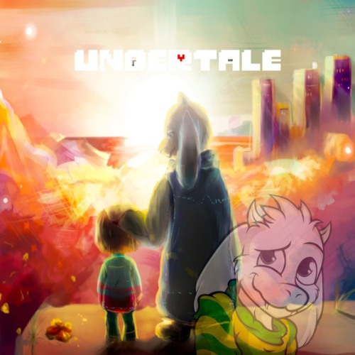 Toby Fox - Hopes And Dreams & UnderTale (Asriel Dreemurr) by