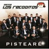 BANDA LOS RECODITOS  pisteare 2015 Portada del disco