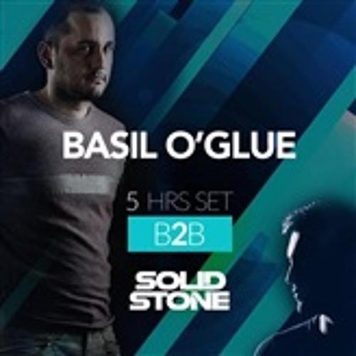 Solid Stone B2B Basil O' Glue Live @ Penthouse, Montreal [16.10.15]
