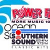 Power FM,  Ocean Sound and Southern Sound off air clips