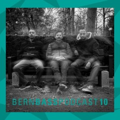 Bern Bass Podcast 10 - Konfront.Audio & Lockee (October 2015)