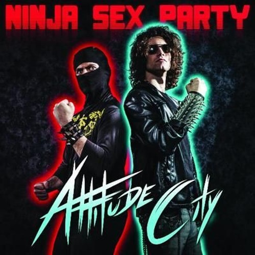 Ninja Sex Party gay