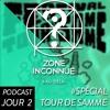 Jour 2 Zone Inconnue LIVE radio show @ Festival Tour De Samme (05 Septembre 2015)