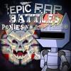 Sinistar vs R-Dash 5000 - Epic Rap Battles: Ponies vs Anything #2