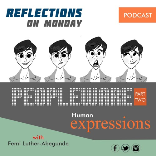 Femi Luther - Human Expressions