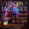 The Parish Music Box Live @ London Unplugged, George IV, Chiswick 21.10.15