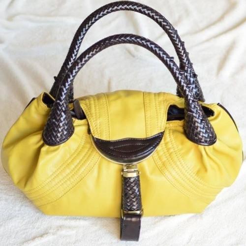 BBC Radio 4 PM programme - Ugly Yellow Handbag
