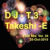 DJ T3 EDM Mix Vol 34