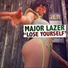 Major Lazer   Lose Yourself Feat. Moska (Dj Daniel Beat Rmix)