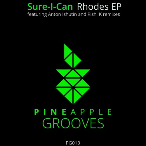PG013 Sure-I-Can - Rhodes EP