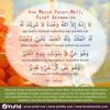 14. Kajian Aqidah Islam - Pembahasan Seputar Rukun Iman - Afifi Abdul Wadud