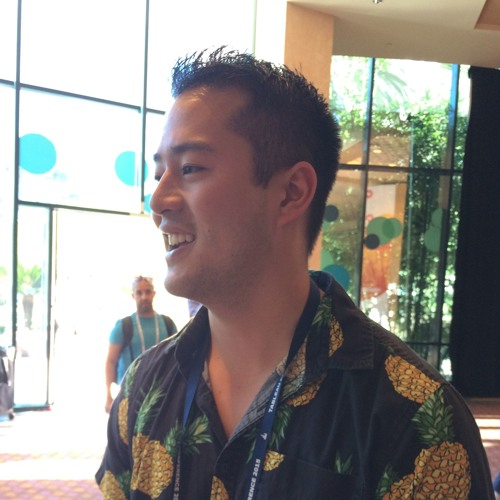 #data15 Live Podcast - Roger Hau