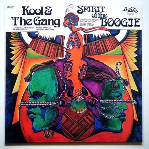Spirit of the Boogie (Karim Slomo Dub)