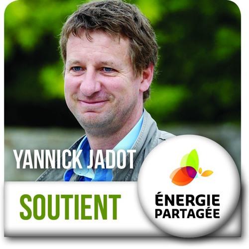 CO2 Mon Amour - Yannick Jadot parle de l'énergie citoyenne