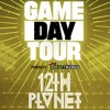 P.SPLIFF Live @ GAME DAY TOUR in Murfreesboro TN 10/23/15