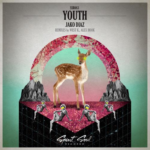 Jako Diaz - Youth EP