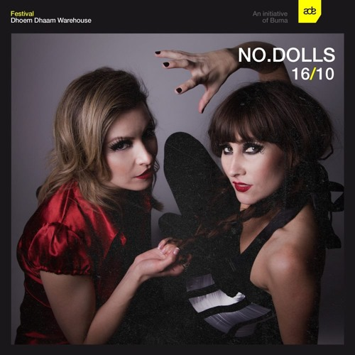 NO.DOLLS! @ ADE 2015 - BLENDERZ - CUBBO SHOWCASE - 16.10.2015 - AMSTERDAM - NL