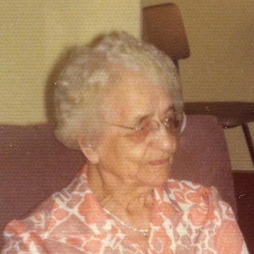 Mirrie Chandler 1976-04