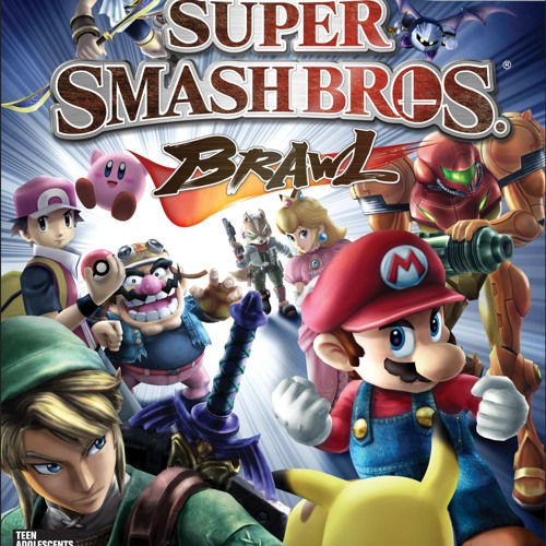 Super Smash Bros Brawl OST: – Corneria –