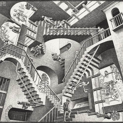 Karen Daniels: Escher's Relativity_Full Interview
