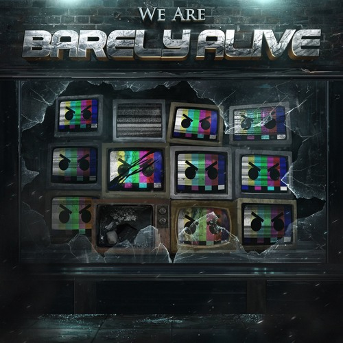 We Are Barely Alive LP
