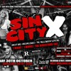 Sin City X - Old School Bashment Mix @ DJ Soundz