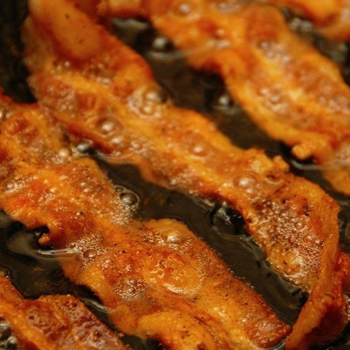 Bacon, Ham and Sausage Linked to Cancer