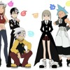 ENGLISH PAPERMOON Soul Eater (AmaLee & Dj - Jo)
