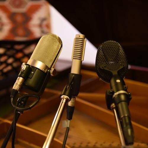 Piano - Ribbon Microphone Shootout