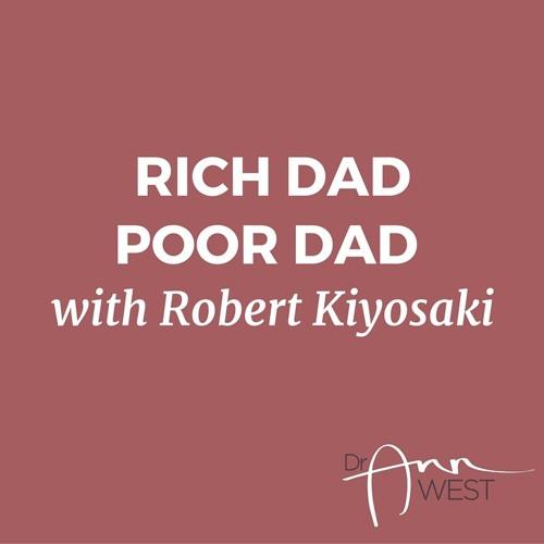 """Ann West Interviews Robert Kiyosaki about book """"Rich Dad Poor Dad"""""""
