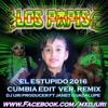 ESTUPIDO - EDIT CUMBIATON REMIX 2016 - LOS PAPIS RA7 FT JANETH GUADALUPE DJ URI PRODUCER