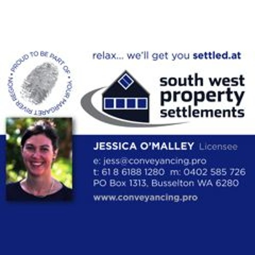Jessica O'Malley South West Property Settlements