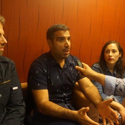 Arabology Interviews Mike Mosallam, Director of 'Breaking Fast'